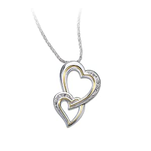 Amazon.com: A Daughter's Heart Sterling Silver Heart