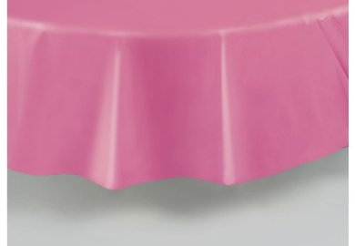 Cheap Plastic Round Tablecloths