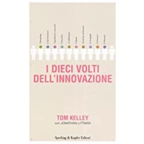 tom kelley i dieci volti dell innovazione