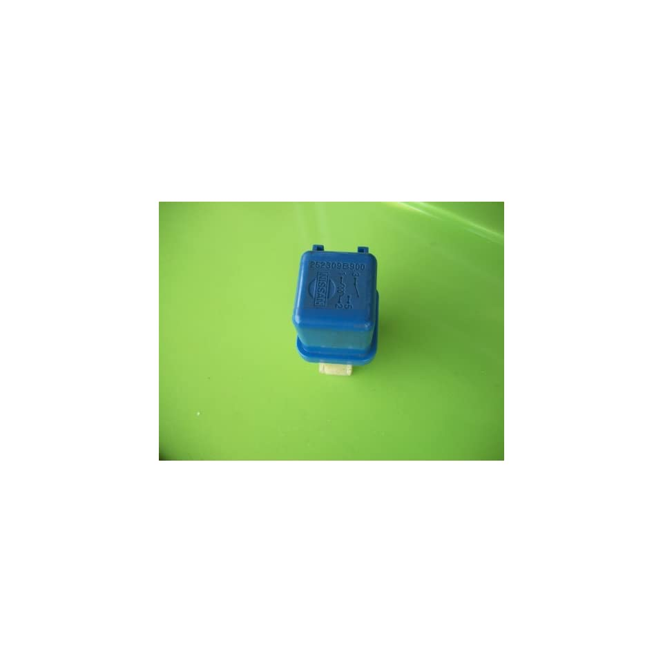 medium resolution of nissan sentra infiniti fuel pump 00 01 nissan xterra fuse box amplifier power relay 252309b900
