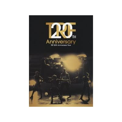 TRF 20th Anniversary Tour [DVD] をAmazonでチェック!