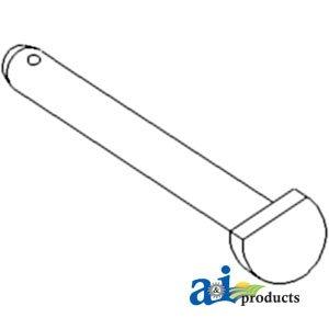 Amazon.com: 1334694C1 Center Pivot Pin Fits Case-IH