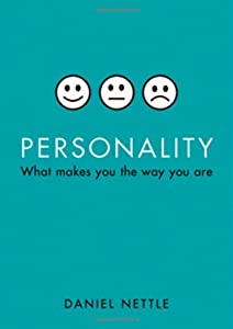 "Cover of ""Personality: What Makes You the..."