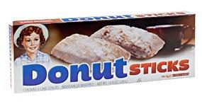 Amazoncom Little Debbie Donut Snack Packs Glazed Box