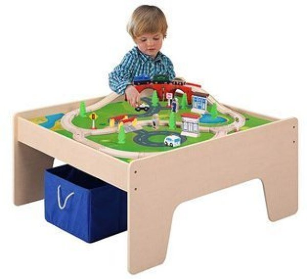 Best Train Table Sets For Toddlers  Options Tiny Fry - Train set table