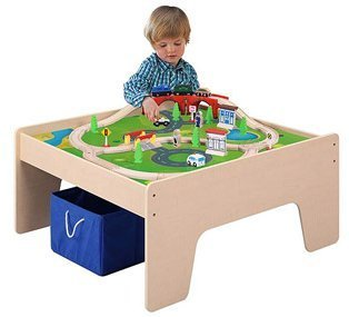 train table set for toddlers - Toddler Wooden Table And Chairs