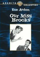 """Cover of """"Our Miss Brooks"""""""