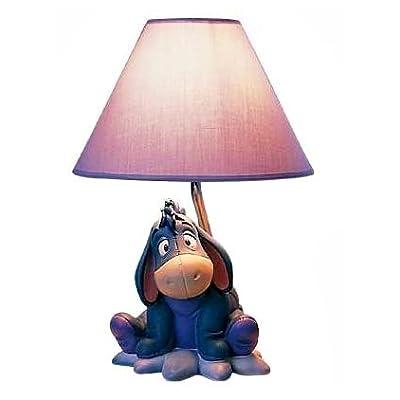 Disney Store Eeyore Table Lamp