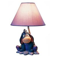 Disney Store Eeyore Table Lamp