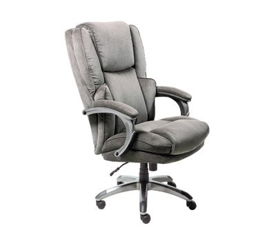 Serta Big And Tall Microfiber Executive Chair 40916