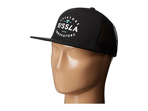 [ヴィスラ] VISSLA メンズ Conquer Hat 帽子 Black [並行輸入品]