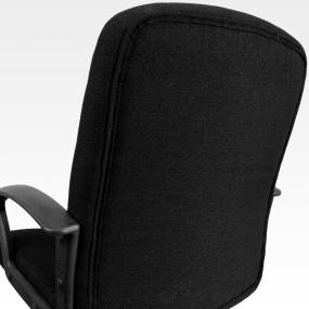 Black Fabric Upholstery