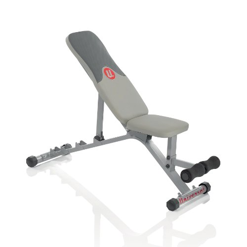 The Universal Five Position weight bench
