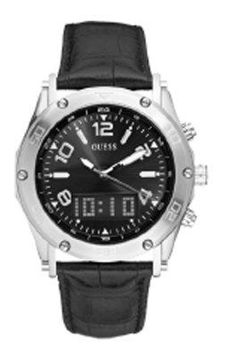 Guess Herren Armbanduhr Dockside W12606G1