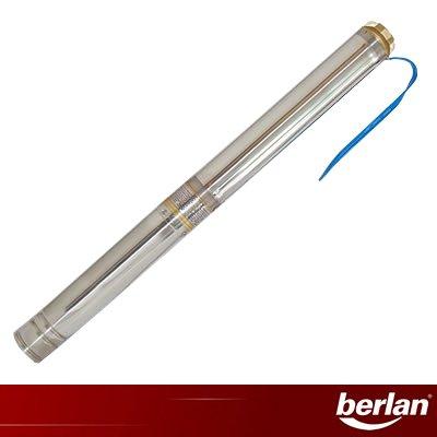 Berlan Tiefbrunnenpumpe BTBP100-4-0.37 - 3,4 bar max.