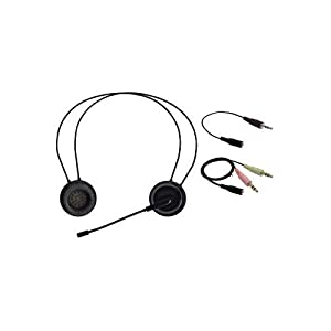 Amazon.com: GE 98934 Headset with Detachable Microphone