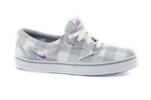 Damen Sneaker Nike 6.0 Braata wms wolf grey/lt brt violet 6.5