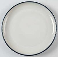Amazon.com | Sango Jewel-Blue Dinner Plate, Fine China ...