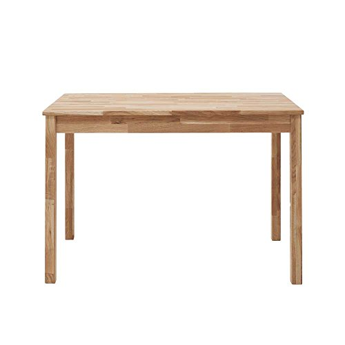 Esszimmertisch aus Eiche Massivholz geölt Pharao24