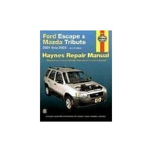 Workshop Manual Ford Escape