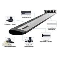 Thule Aerobar wind noise? - Jeep Garage - Jeep Forum