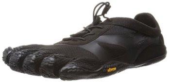 Vibram Men's KSO EVO Cross Training Shoe, Black,43 EU/10.5-11 M US