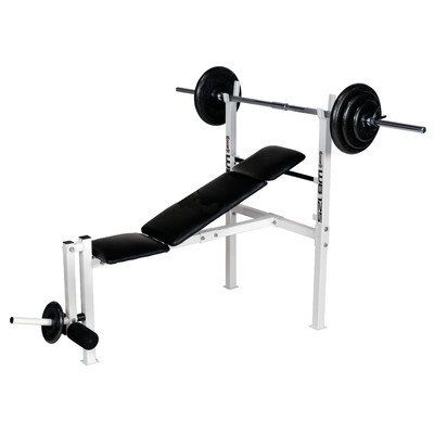 WB125 Pro-Spirit Standard Body Champ Weight Bench