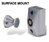 Electromagnetic Door Holder (Surface Mount) - Screen Door ...