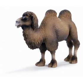 Two Humped Camel Toy, 4.80""