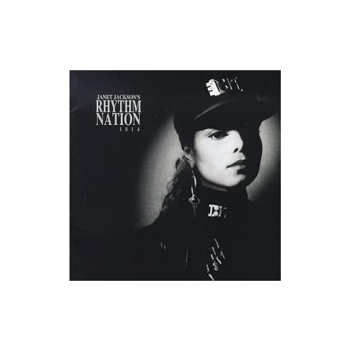 Rhythm Nation 1814をAmazonでチェック!
