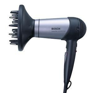 Bosch PHD 5560 Haartrockner beautixx comfort ion / 1800 Watt / silber/dunkelgrau