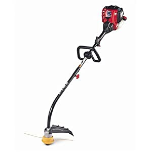 Troy-Bilt TB525 EC 17-Inch 29cc 4-Stroke Gas Powered Curve