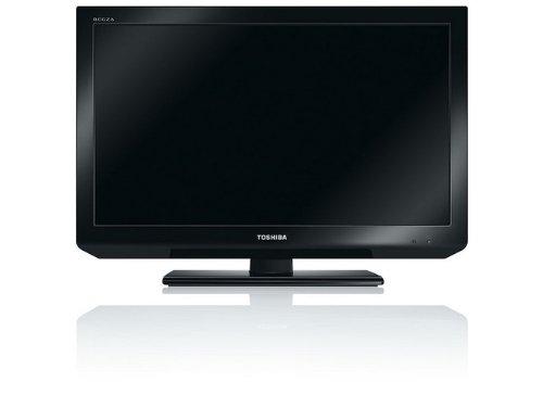 Toshiba 32EL833 80 cm (32 Zoll) LED-Backlight-Fernseher, Energieeffizienzklasse B (HD-Ready, 100 HZ AMR, DVB-T/-C, CI+) schwarz