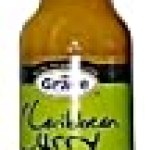Grace Caribbean Curry Scoth Bonnet – Hot Pepper Sauce 4.8 fl oz Product of Jamaica