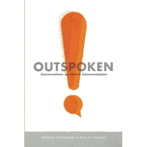 "Buy ""Outspoken"" on Amazon"