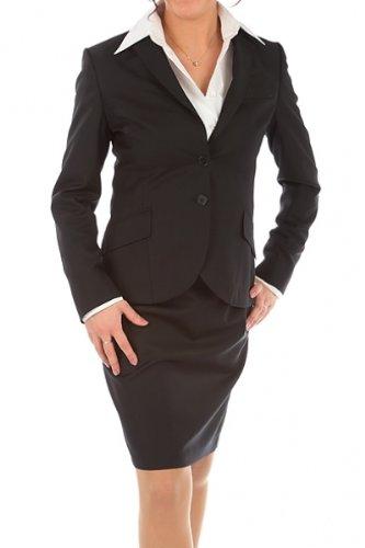 Damenrock kurz Vita, dunkelgrün