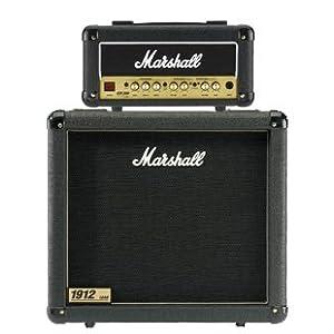 Marshall 50th Anniversary DSL-1H Head 1Watt Series & 1912 Speaker Cabinet Set 【JCM2000】 50周年記念DSL-1ヘッドアンプと1912キャビネットのセット販売