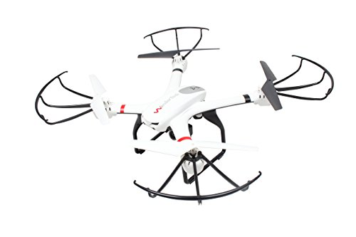 WonderTech Voyager 2.4GHz 6-Axis Gyro Drone Quadcopter