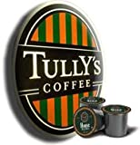 Tully's Decaffeinated French Roast K-Cups 24ct