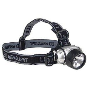 Water & Shock Resistant Super Bright 9 LED Headlamp