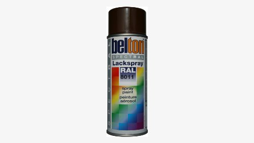 Belton Lack Spray Spraydose RAL 8011 NUSSBRAUN 400ml