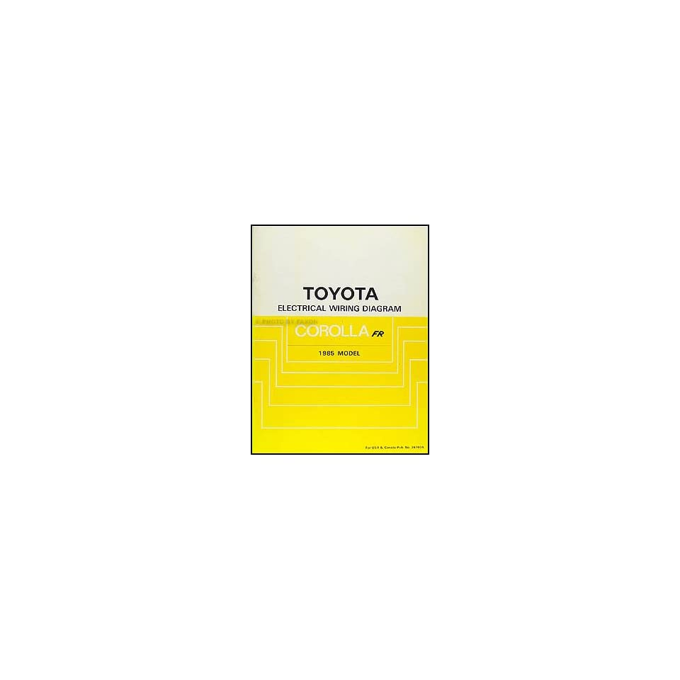 medium resolution of  toyota corolla wiring diagram on 1985 ford f350 wiring diagram 1985 toyota corolla firing order