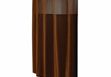 Amazon Brown Shower Curtains Home Kitchen