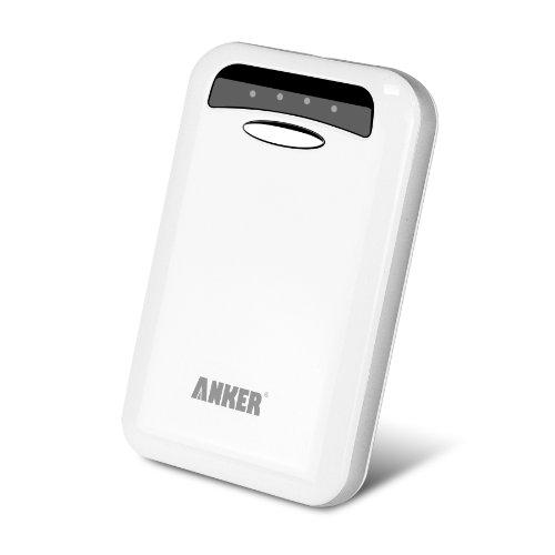 ANKER Astro E4 大容量モバイルバッテリー 13000mAh デュアルUSBポート iPhone5S 5C 5 4S / iPad Air / iPod / Galaxy / Xepria / Android / 各種スマホ / Wi-Fiルータ等対応(日本語説明書付き)