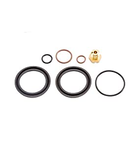 Amazon.com: Fuel Filter Base Seal Kit For 6.6L Chevy