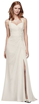 Chiffon-Halter-Sheath-Wedding-Dress-Style-OP1264