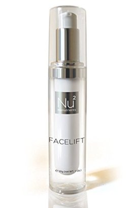 Nunutrients-Facelift-Anti-Aging-Serum-Can-be-Mixed-with-Make-Up-Reduces-Common-Signs-of-Skin-Eye-Aging-Appearance-of-Fine-Lines-Wrinkles-Fights-Sagging-Crows-Feet-Provided-in-Pump-Dispenser-Get-the-Sk
