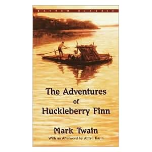 The Adventures of Huckleberry Finn by Mark Twain, Alfred Kazin, Alfred Kazin (Afterword)