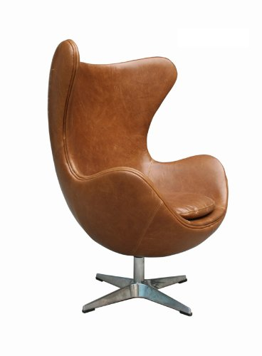 egg retro club ledersessel aberdeen chair clubsessel leder sessel design vintage sessel. Black Bedroom Furniture Sets. Home Design Ideas