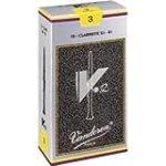 Vandoren V-12 Advanced Bb Clarinet Reeds #3.5, Box of 10 for $26.99 + Shipping